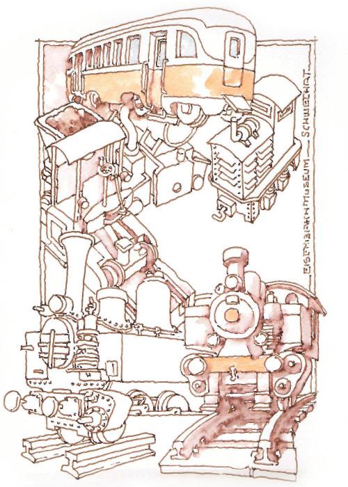 Vienna Sketches