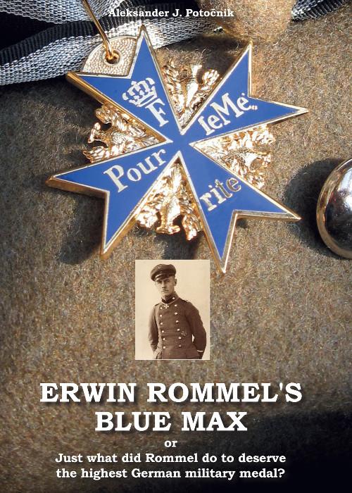 Erwin Rommel's Blue Max