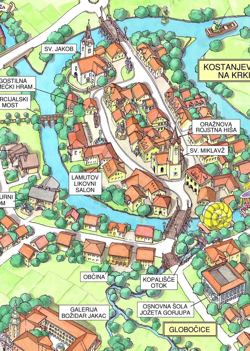 Kostanjevica, Slovenia